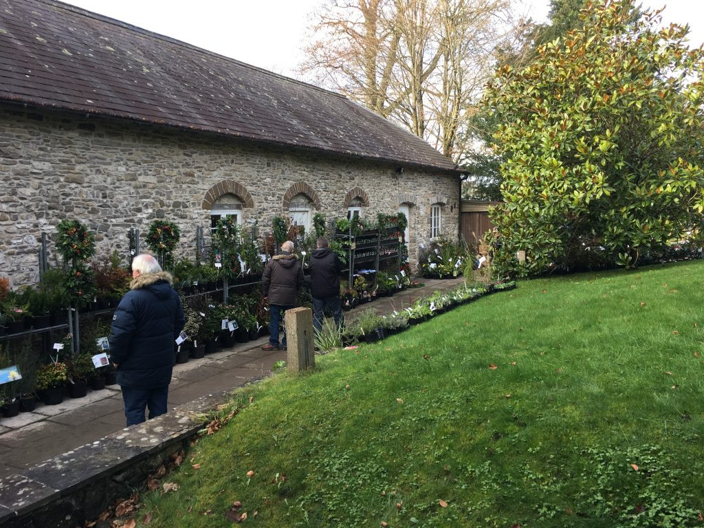 Aberglasney Gardens Winter Fair